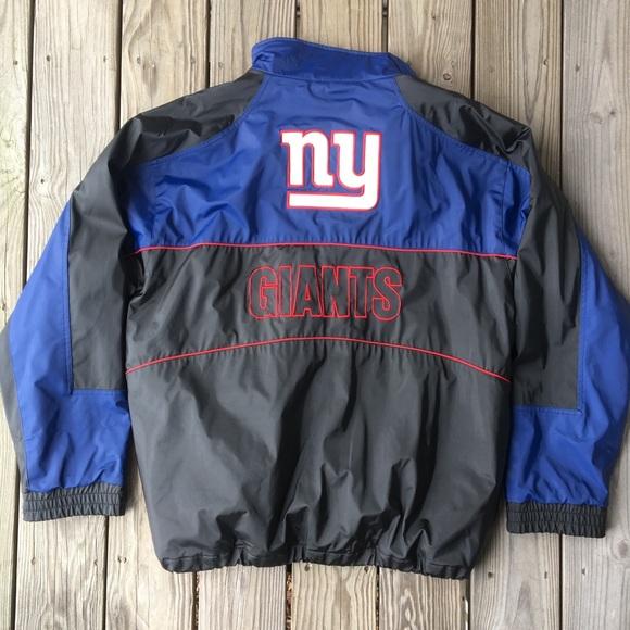 promo code a5390 67de7 NFL New York Giants Jacket